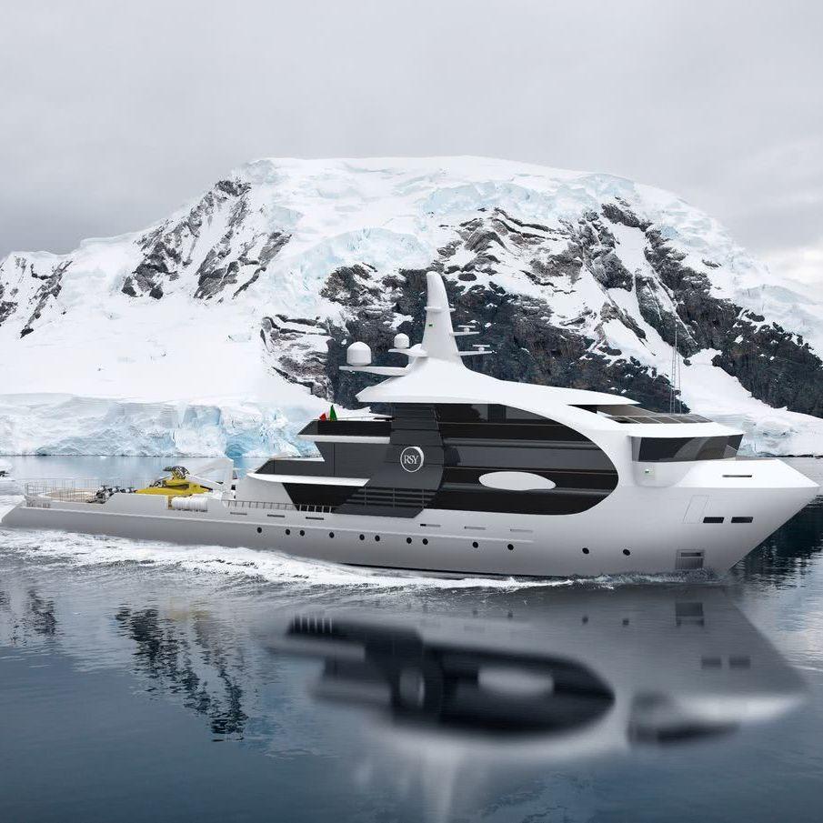 Orca Rosetti Superyachts