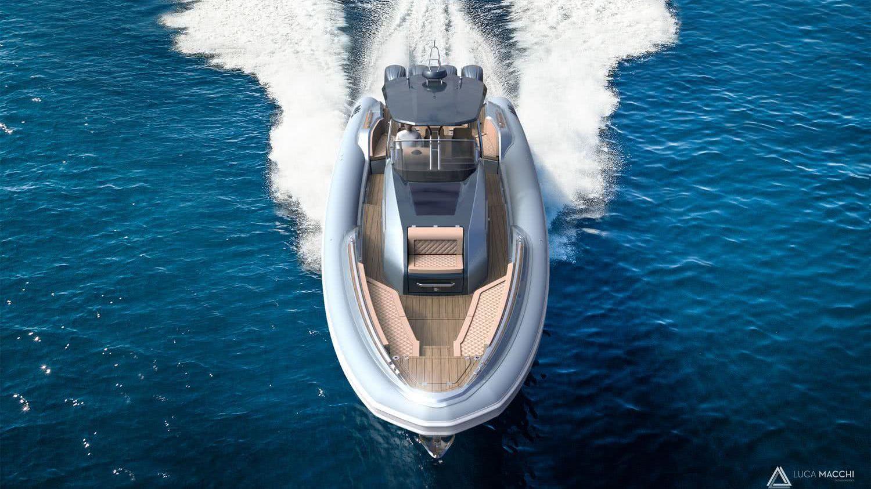 Prince 50 Luxury RIB