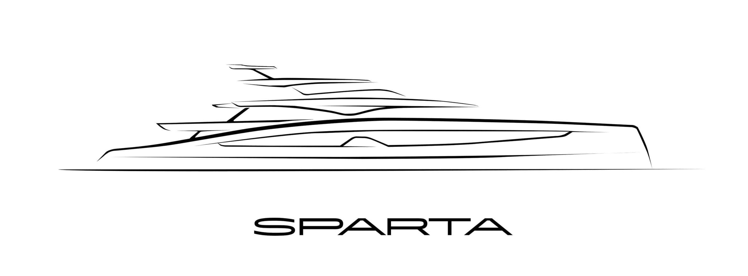 Sparta Yacht Heesen