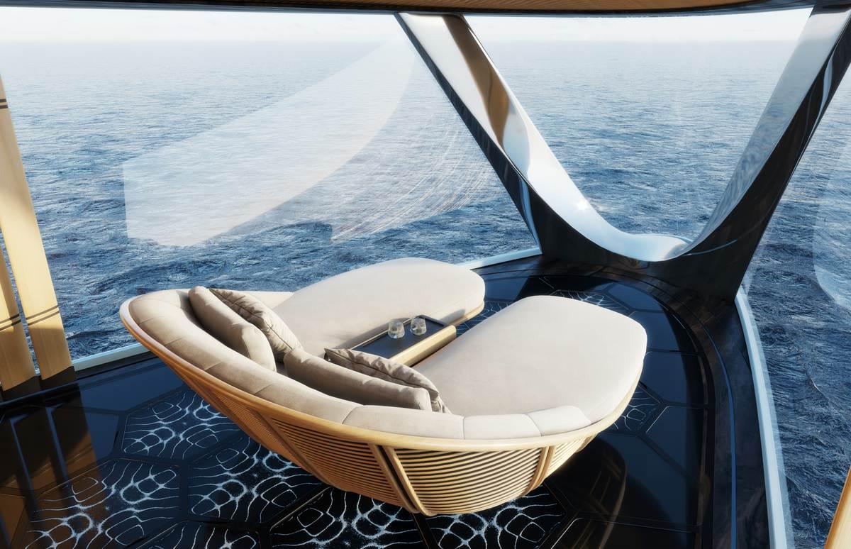 AQUA Fuel Cell Yacht Sinot