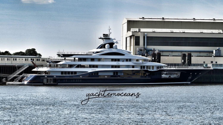 Motor Yacht TIS Lürssen