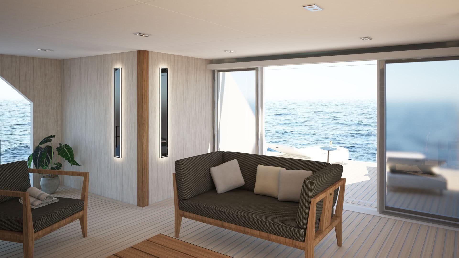 Anian Yacht Interior Leandro Banga