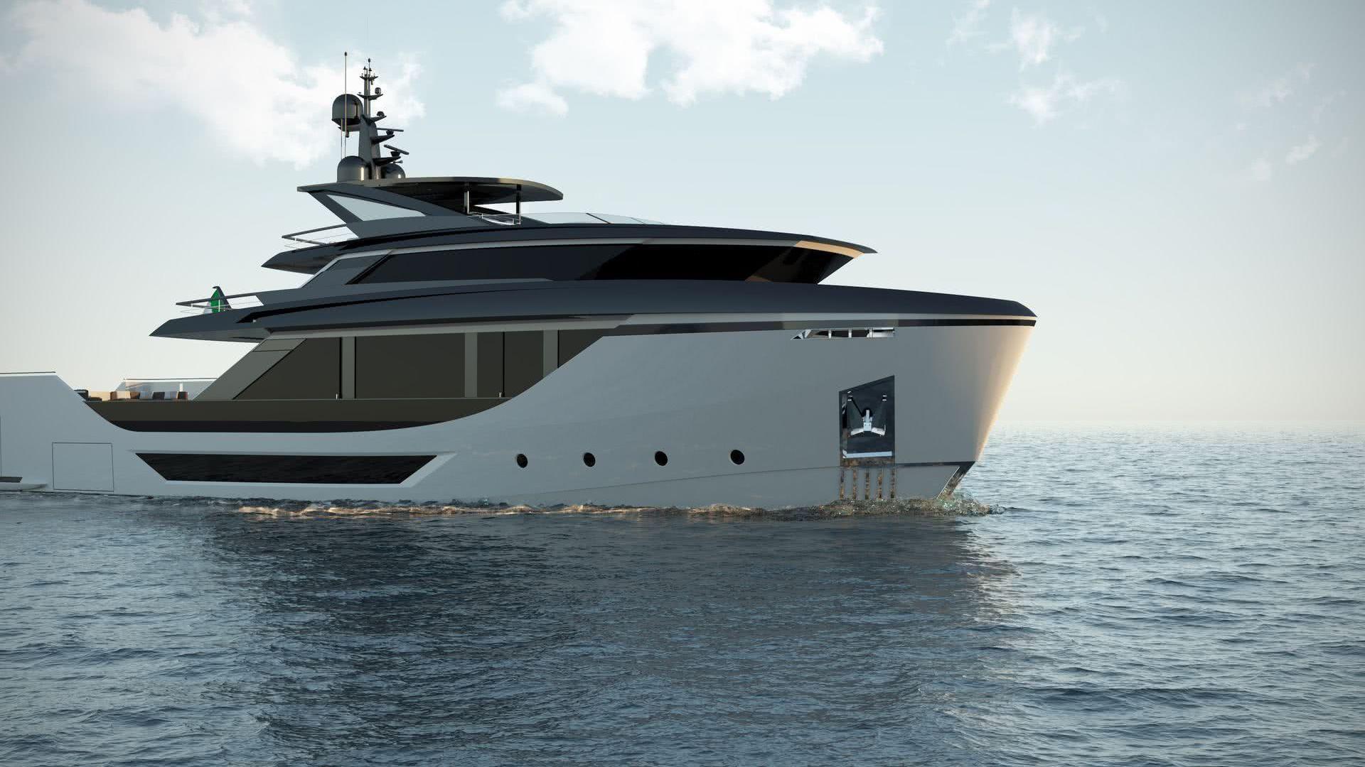 Anian Yacht Leandro Banga