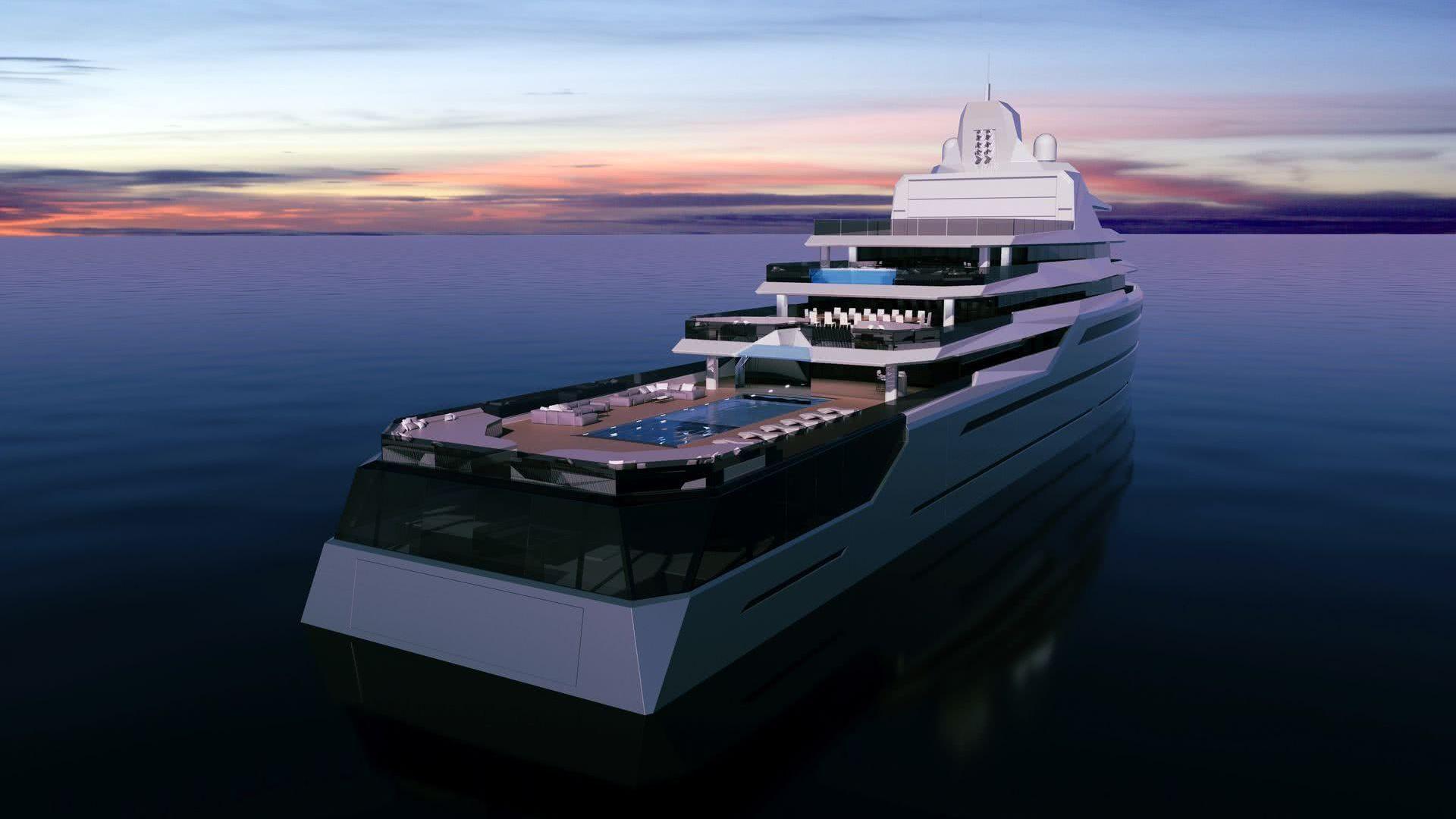 Equilibrium Explorer Yacht