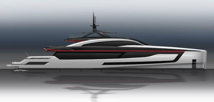 Skyfall Heesen Yachts High Speed Yacht