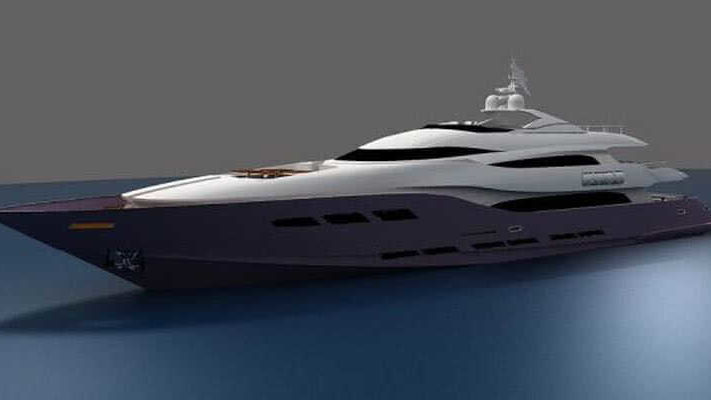 50m motor yacht for sale