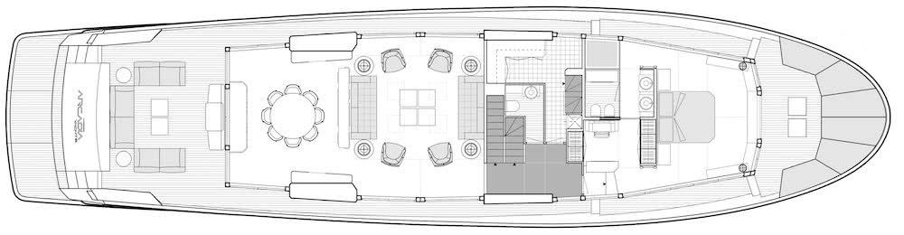 Arcadia 100 Motor Yacht