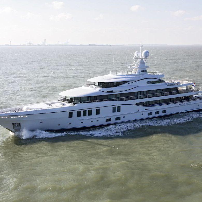 Amels 242 Motor Yacht