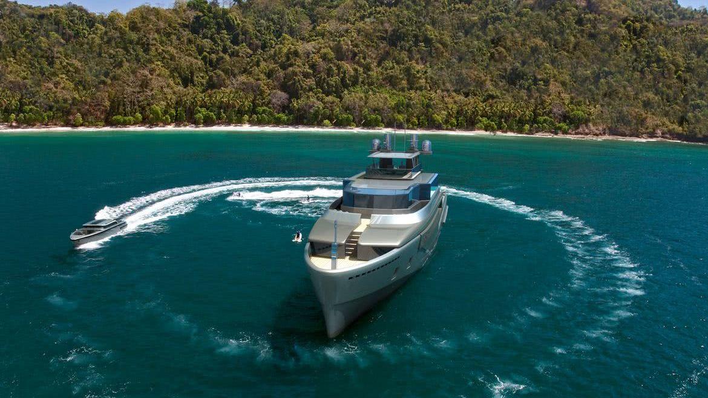 Argo Yacht Rossinavi Ken Freivokh
