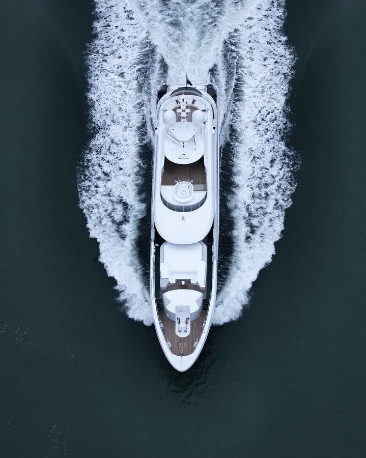 Asya Yacht Heesen Yachts