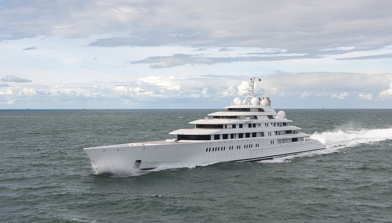 Azzam Yacht Lürssen