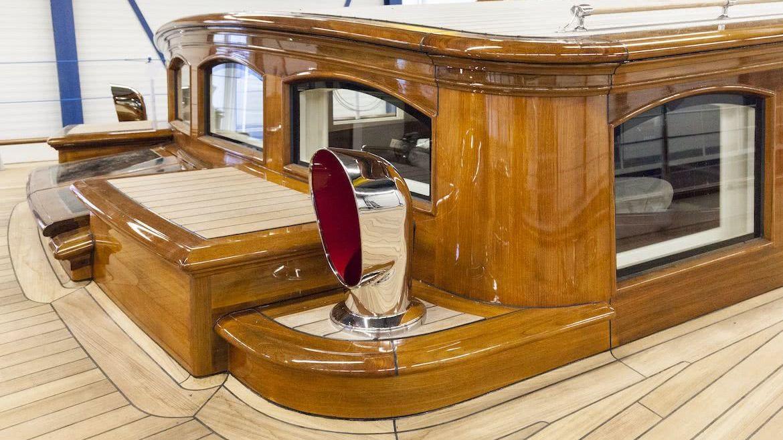 Adele Sailing Yacht