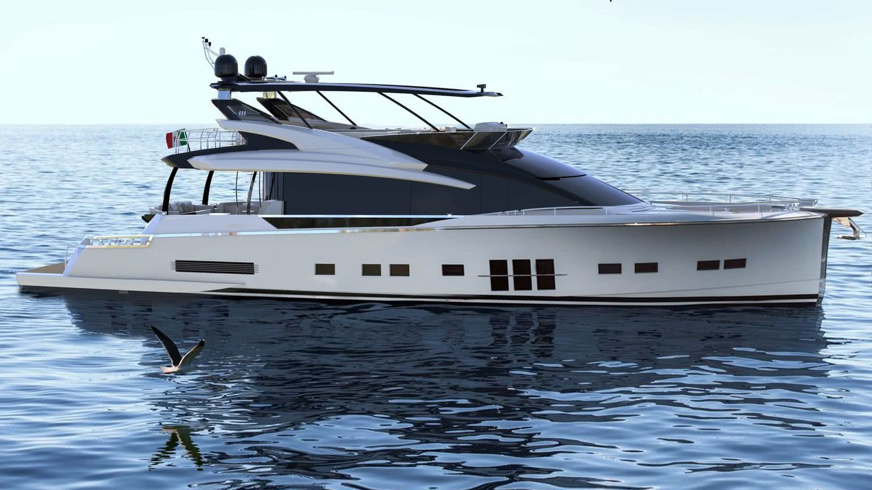 Adler Suprema X Motor Yacht