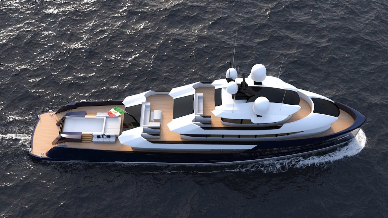 Alvarado Explorer Yacht Antonino Muto