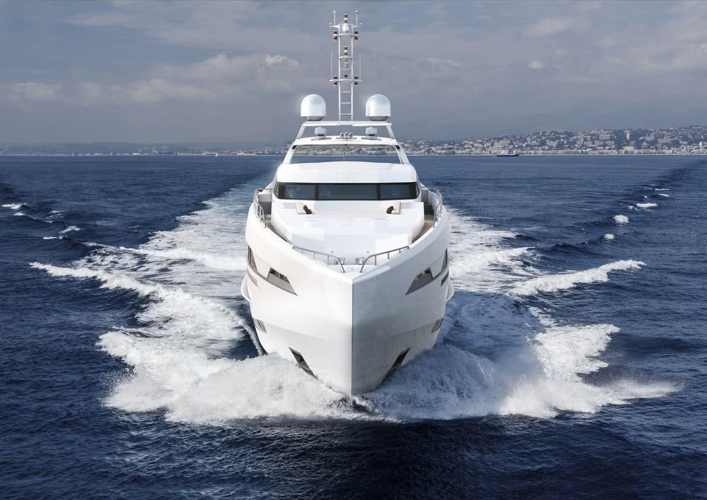 Amore Mio Yacht Heesen
