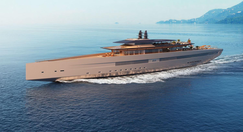 Art of Life Sinot Yacht Design