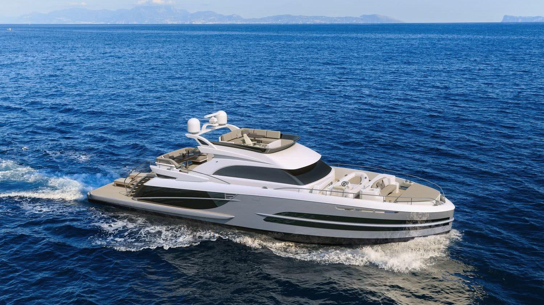 BeachClub 660 Van der Valk Motor Yacht