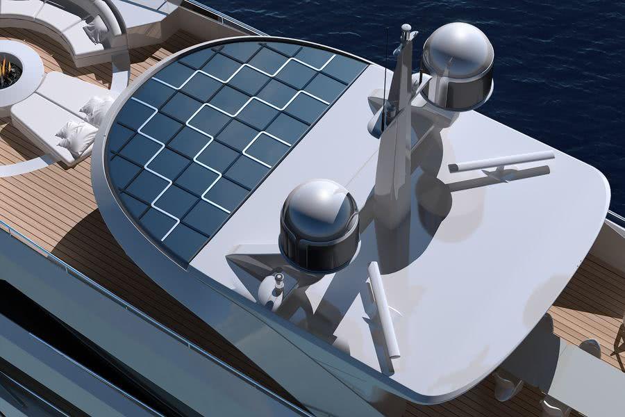 Fisker 50 Benetti Yachts