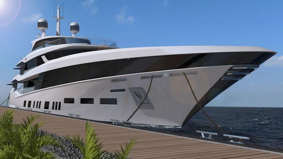 Henrik Fisker Yacht Design Benetti Yachts
