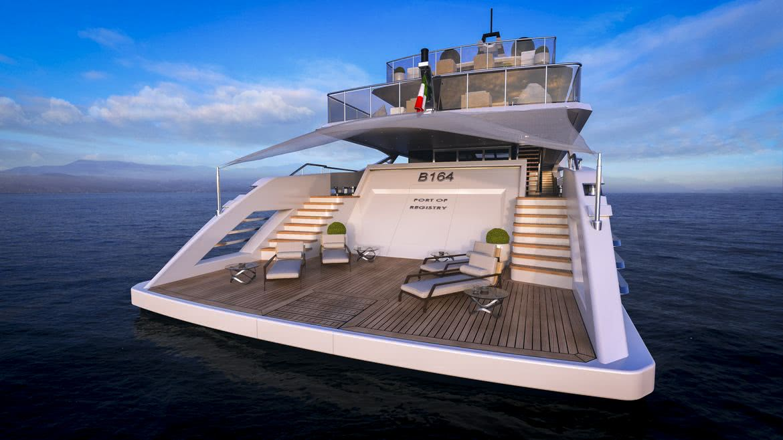 Benetti Now B164 Motor Yacht