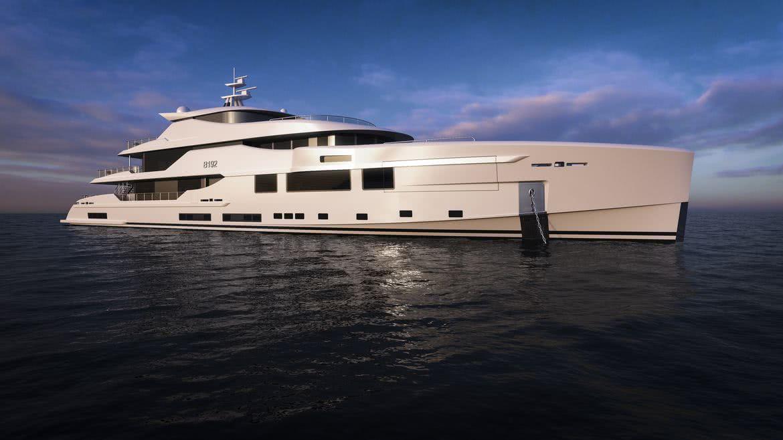 Benetti Now B192 Zephiros Motor Yacht