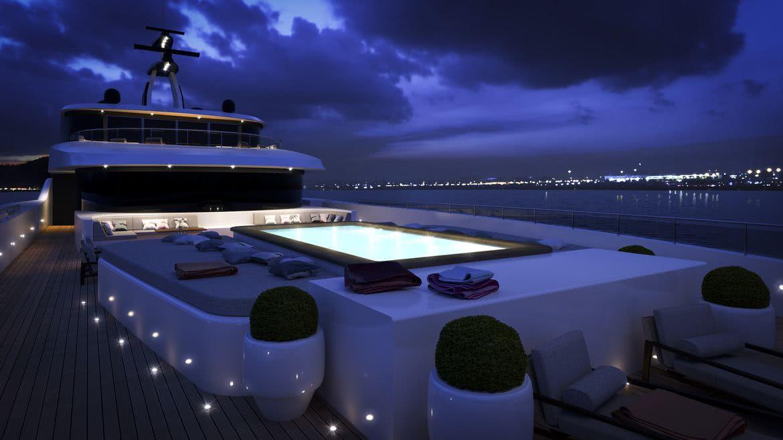 Benetti Now B214 Lothus Motor Yacht