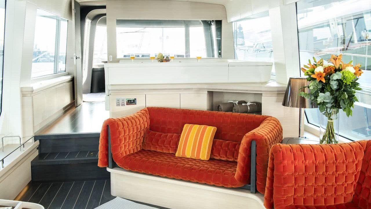 Motor Yacht BILL AND ME Baltic Yachts Interior