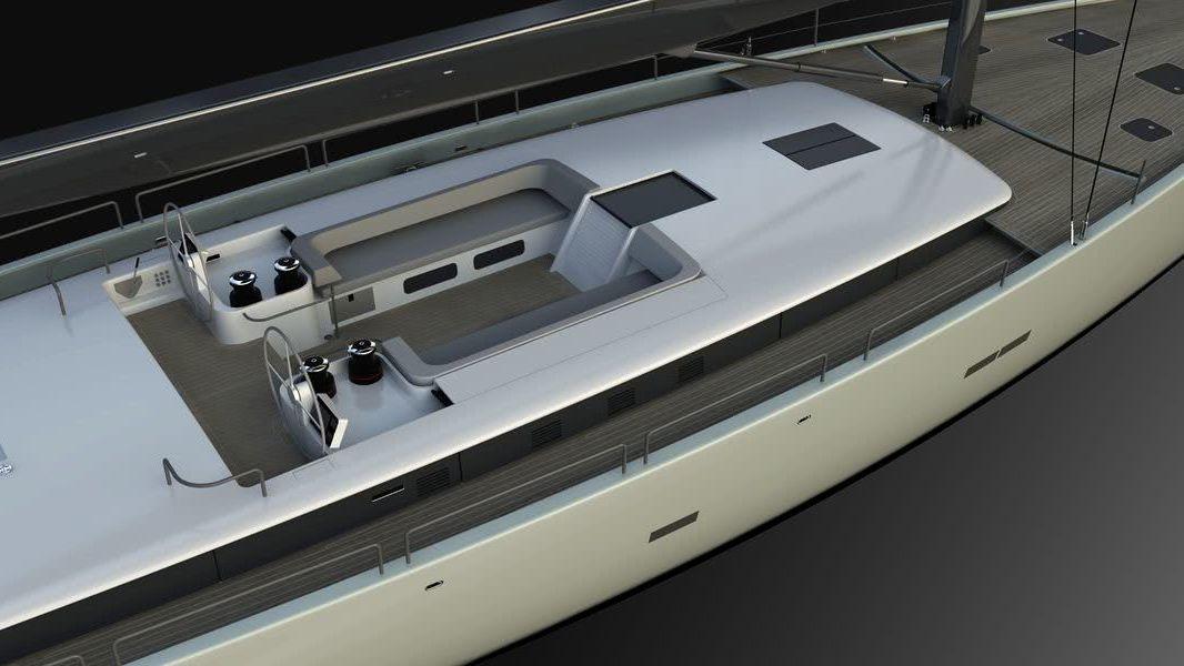 Cool Breeze Yacht Brenta 80 DC