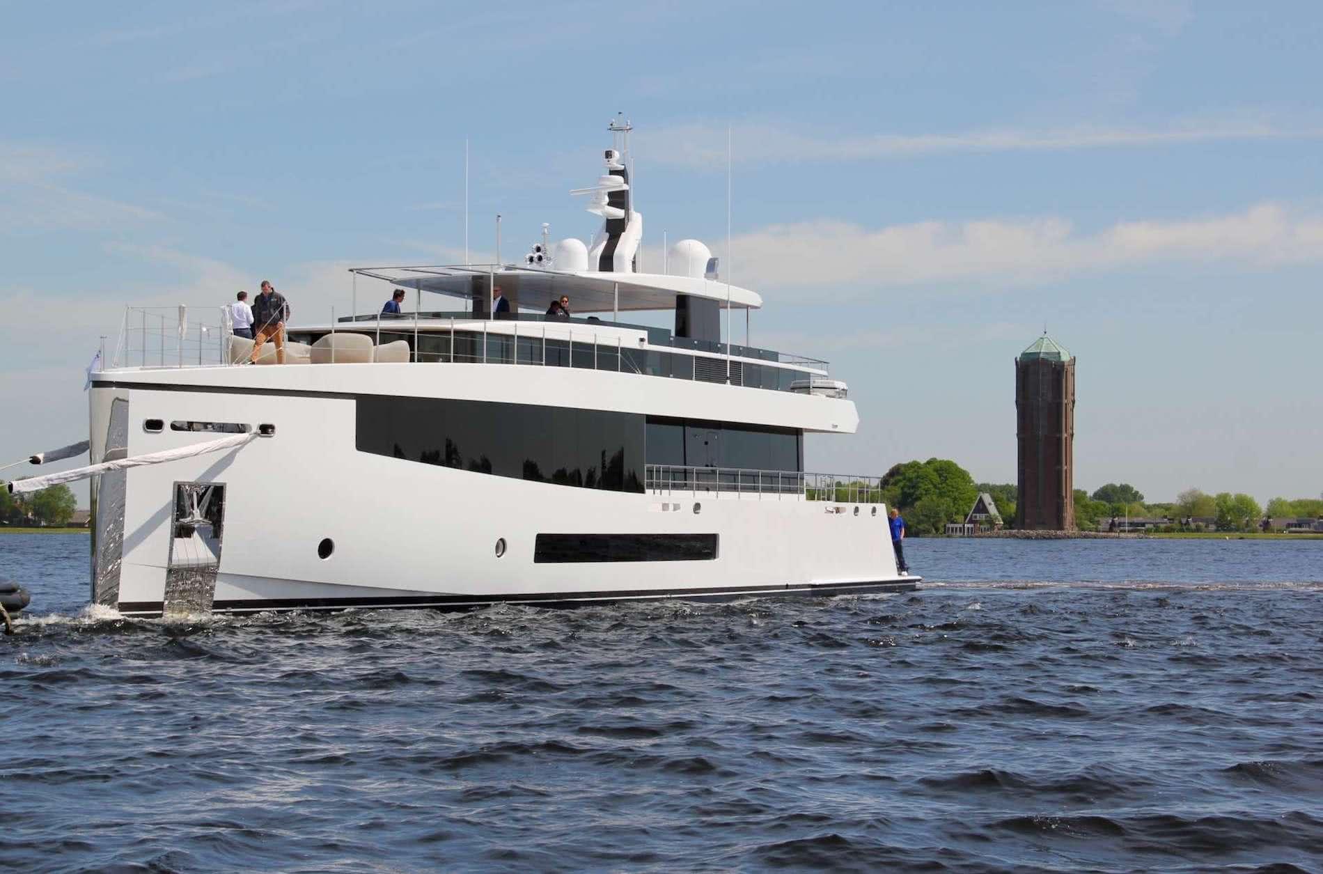 Motor Yacht CID Feadship