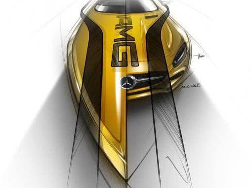 Cigarette-Mercedes-AMG-GT-S