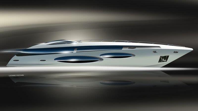 Lucian Facchini Yacht Design