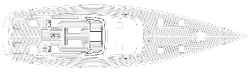 Contest 72CS PH3 Yacht