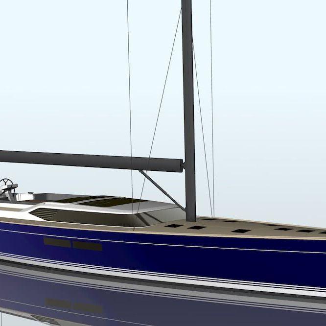 Polina Star IV Yacht Contest 85 CS