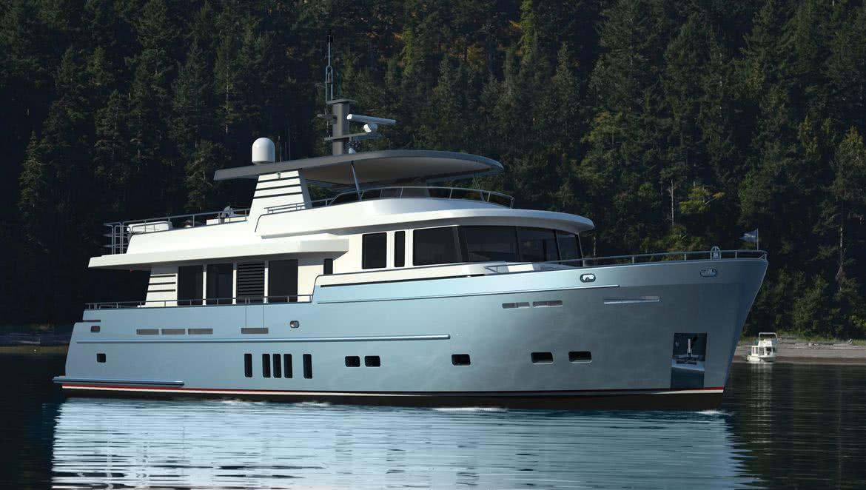 Van der Valk Trawler Yacht