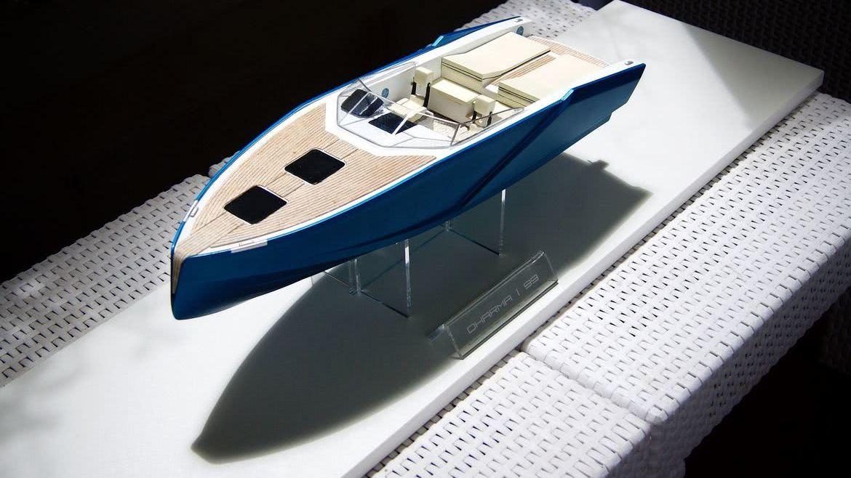 Dharma 99 Superyacht Tender