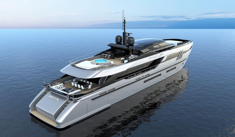 Eldoris Federico Fiorentino Yacht Design