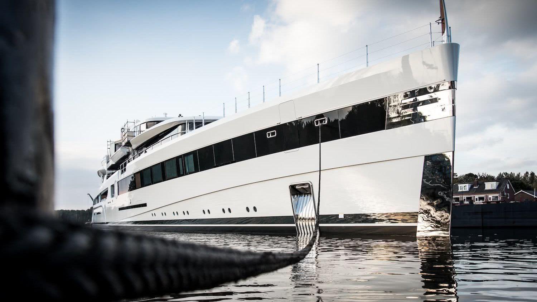 Lady S Motor Yacht Feadship