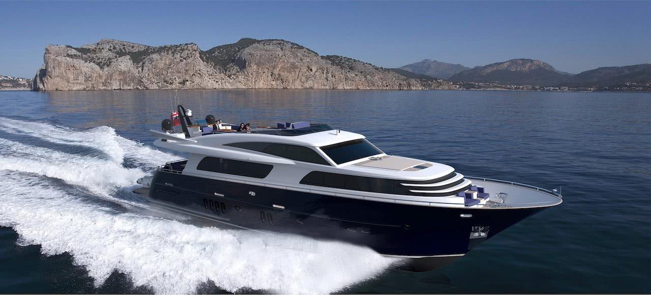 26m Motor Yacht Forum Van der Valk
