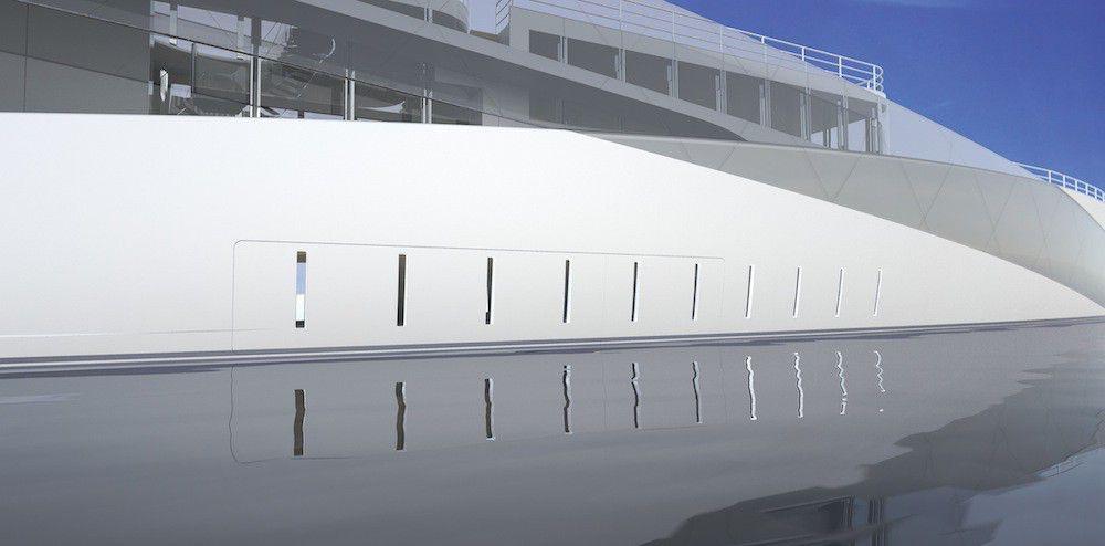 Feadship Royale Hybrid Yacht