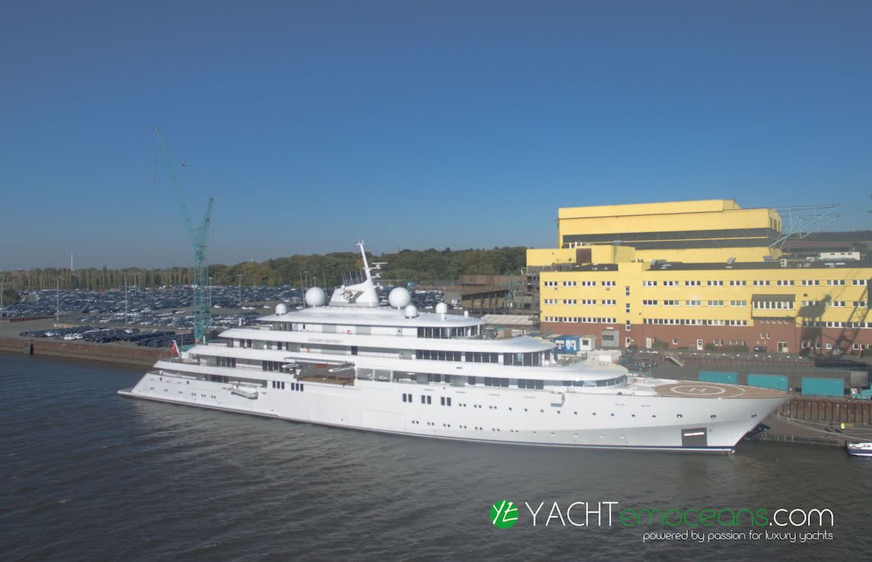 Golden Odyssey Yacht Video