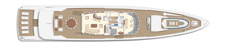 Nova Heesen Hybrid Yacht