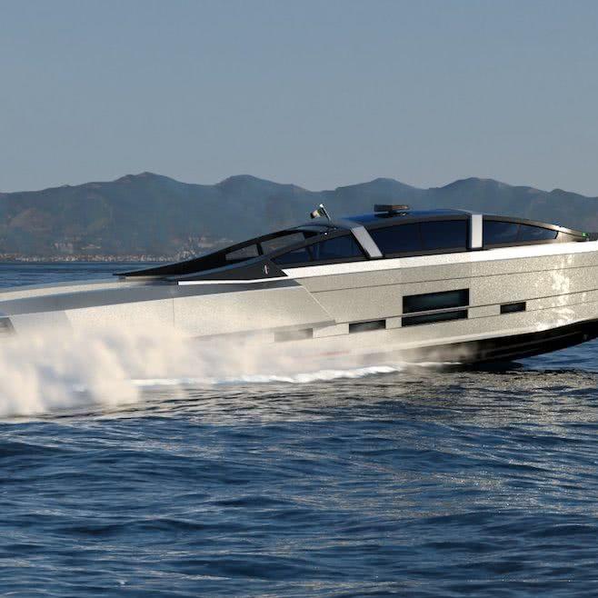 ITALIA 25 High-Speed Yacht 50 knots