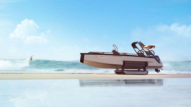 Iguana 29 Chain Drive Boat