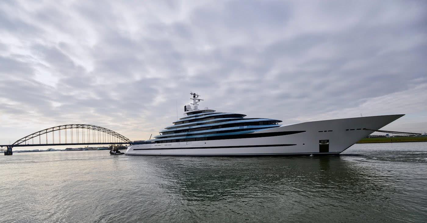 Secret III Yacht Oceanco