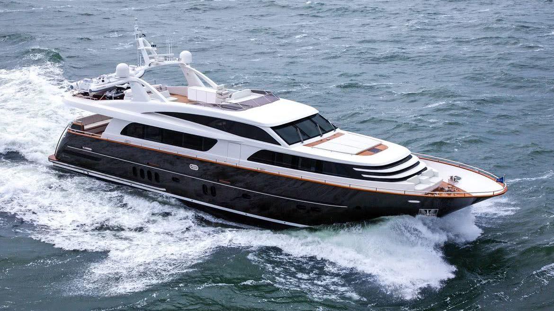 Jangada Yacht Van der Valk Shipyard Guido de Groot Design