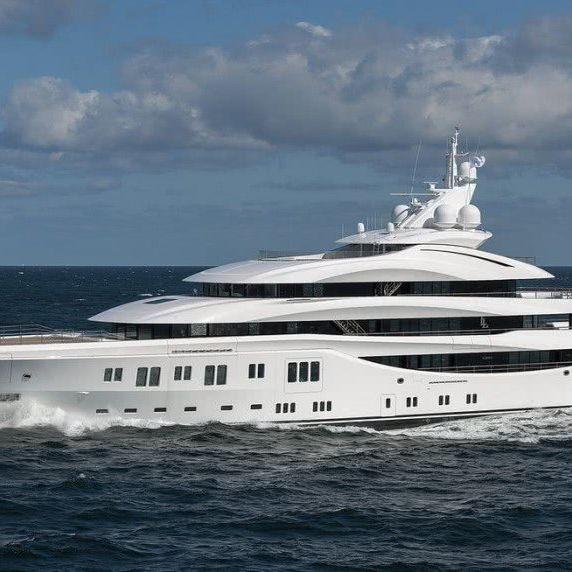 Lady Lara Yacht Lürssen