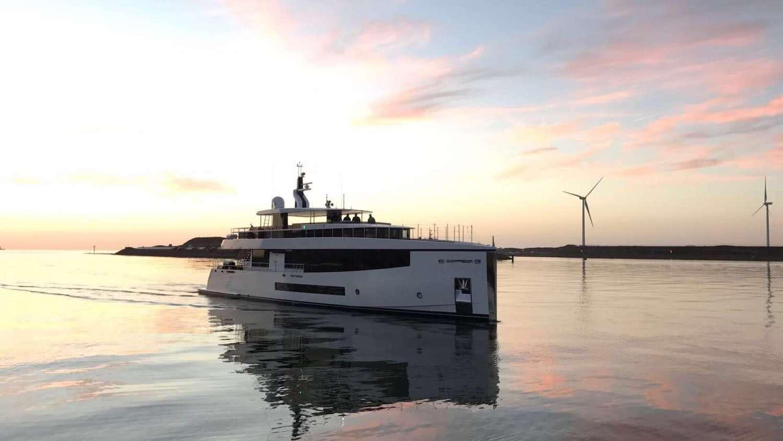 Letani Yacht Feadship