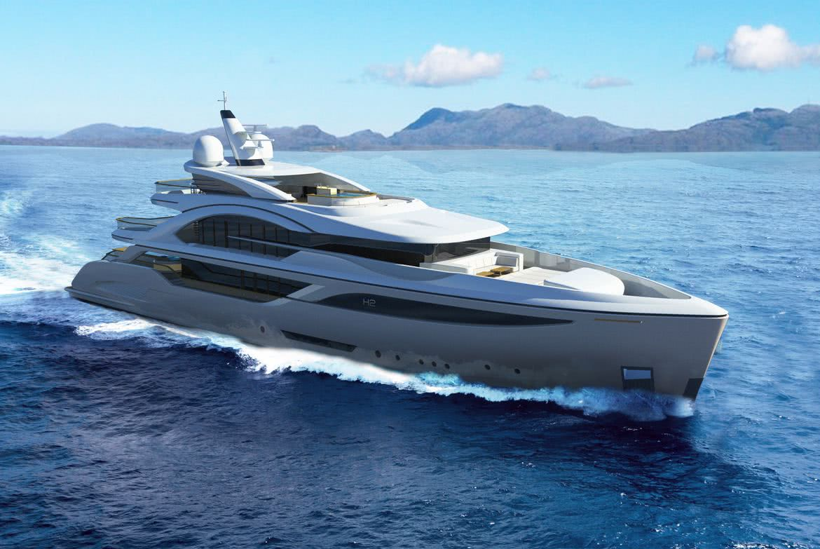 Blade McMullen & Wing Yacht