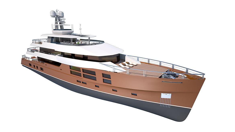 Diamond McMullen & Wing Yacht