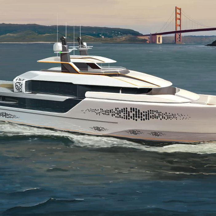 Flow McMullen & Wing Yacht